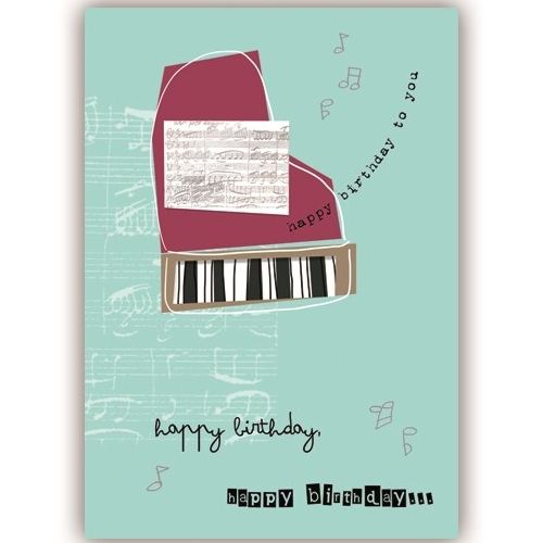 Greetings Cards General Birthday